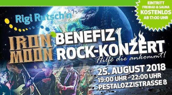 Benefiz-Rock-Konzert