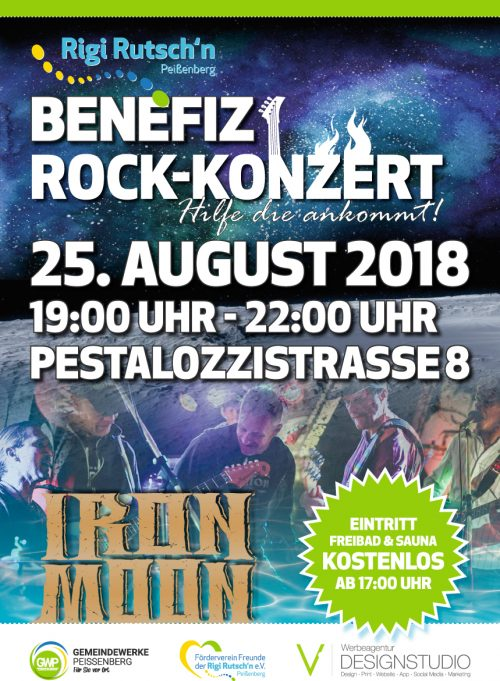 Benefiz-Rock-Konzert